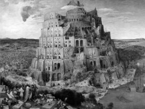 Tower of Babel [Brueghel]